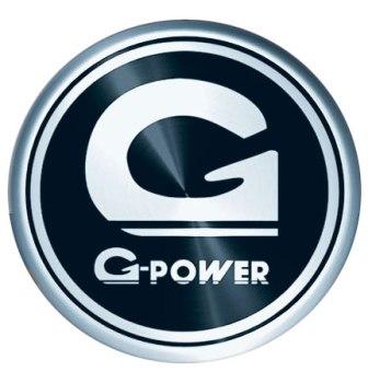 Логотип G-Power