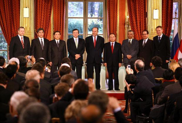 После подписания соглашения о ИТЭР 24 октября 2007 года