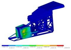 Полный цикл расчетов для проектируемого оптического модуля диагностики томсоновского рассеяния диверторного порта токамака ITER – электромагнитные, тепловые и прочностные расчеты, включая сейсмическую и циклическую прочность