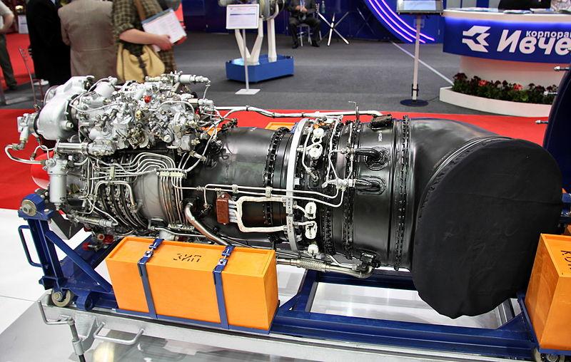 Двигатель вертолета Ка-52
