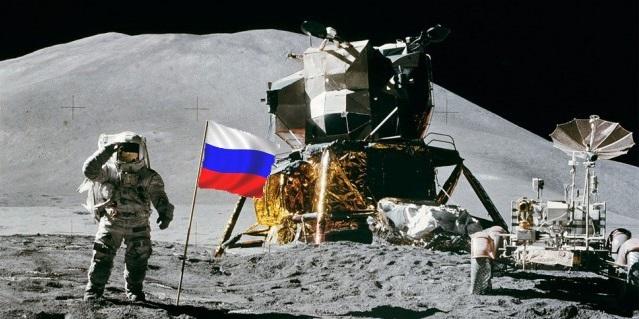 Первая Русская экспедиция на Луну