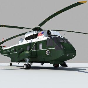 "Прототип вертолета компании ""Сикорский"""