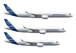 Семейство самолетов Airbus A350XWB