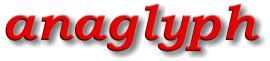 Логотип Anaglyph