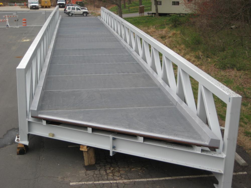 Composite Deck Composite Deck Truss