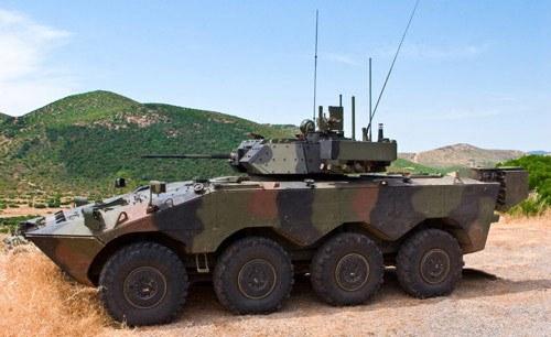 Боевая машина пехоты Freccia
