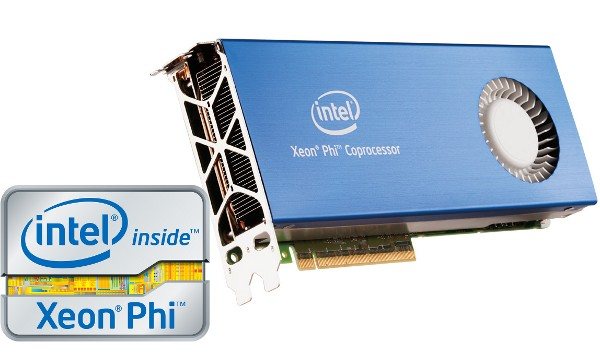 Сопроцессор Intel Xeon Phi