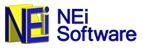 Логотип компании NEi Software