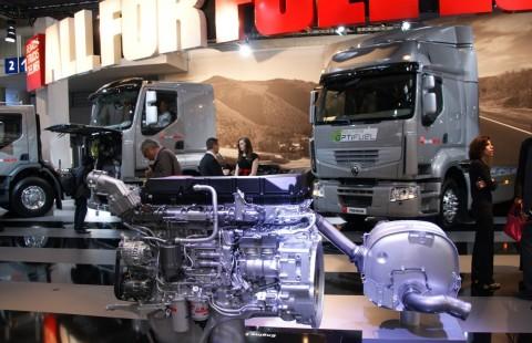 Renault Trucks Hannover 2012