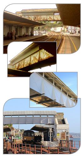 Первый композитный мост, являющийся памятником архитектуры UK's first Grade II Listed Polymer Composite Bridge