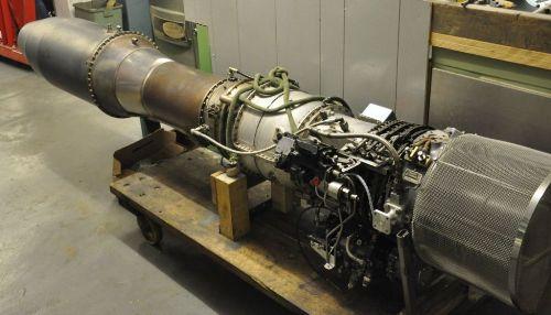 Двигатель Jet Reaction