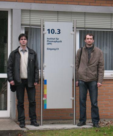 Визит сотрудников CompMechLab в научно-исследовательский центр г. Юлих, Германия