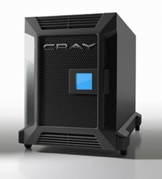 Настольный суперкомпьютер от Cray