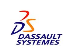 Логотип Dassault Systemes