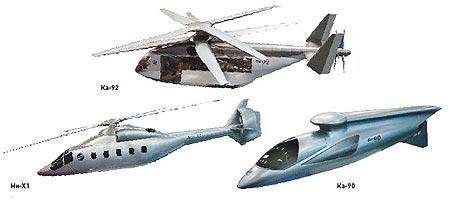 Высокоскоростные вертолеты - будущее воздушно-транспортных ...