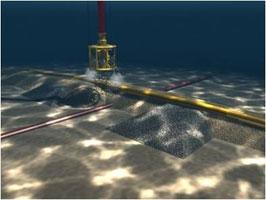 Моделирование акустических исследований (каротажа) скальных пород и трубопроводов